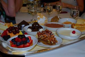 Restaurante Cipriani en Ibiza, comer a todo lujo