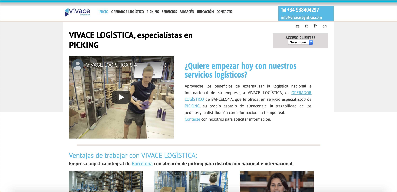 Vivace Logística Barcelona